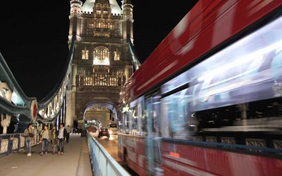 Trapeze in London: 15 Years of iBus