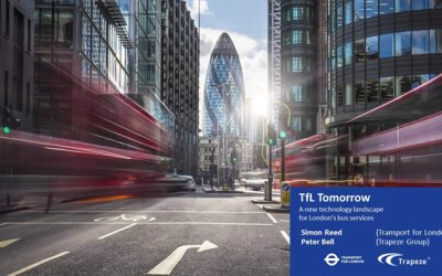 TfL & Trapeze Keynote (2020 Transport Innovation Summit)