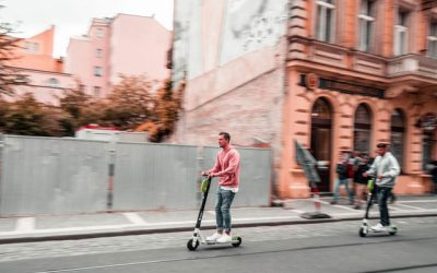 E-scooters: A Secret Weapon in the Sustainable Mobility Revolution?
