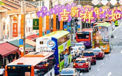 Creating an Advanced Transit System in Singapore That's Green, Convenient, and Inclusive